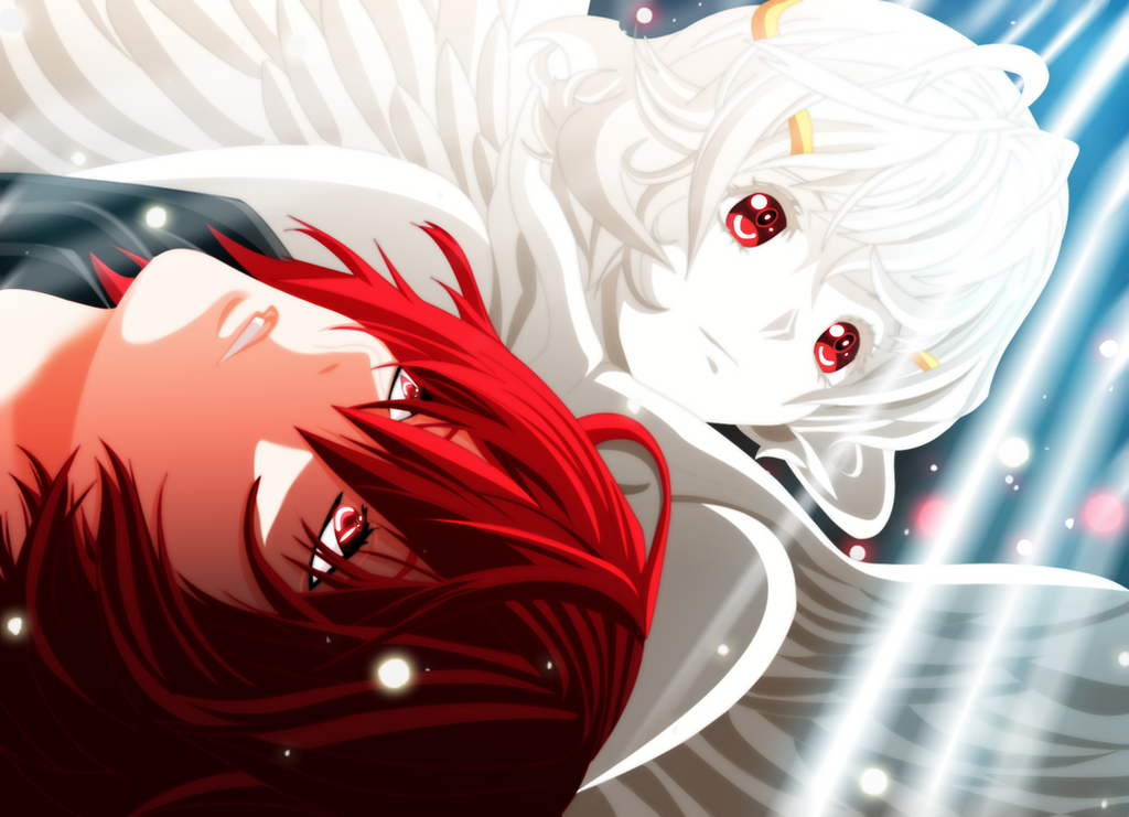 Platinum End by natsuki-oniichan