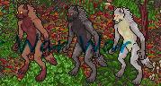 Personal: Werewolf Walkabout WIP by warplan