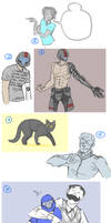 AN RVB DUMP FOR THE AGES by Jspx