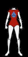 Pokemon Fighter - Misty's Fusion Suit by stepfordpatriarch