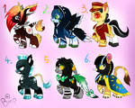 Pony Auction nr.3 (CLOSED) by AdoptionsBMP