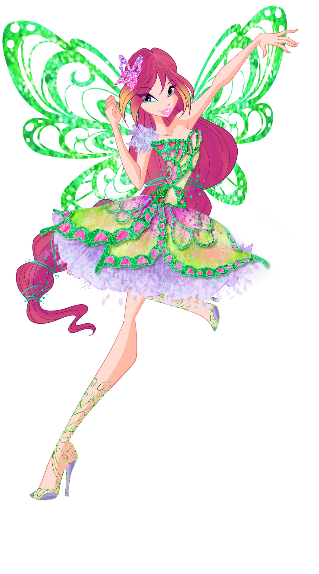 commission winxclub butterflix by oxestai on deviantart
