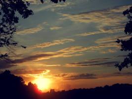 ...in the twilight... by GreenEyesOfRain