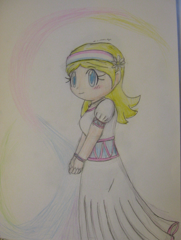 'Princess' Sarah by Nijihamu-can