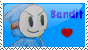 Bandit Stamp by Nijihamu-can