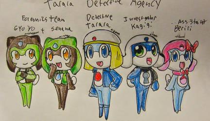 Tarara Detective Agency by Nijihamu-can