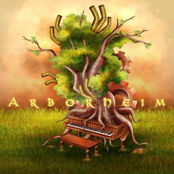 Arborheim Album Cover by Hellyon-Works
