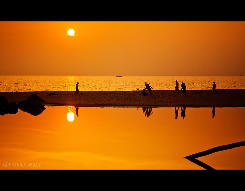Golden Goa by PatrickWally