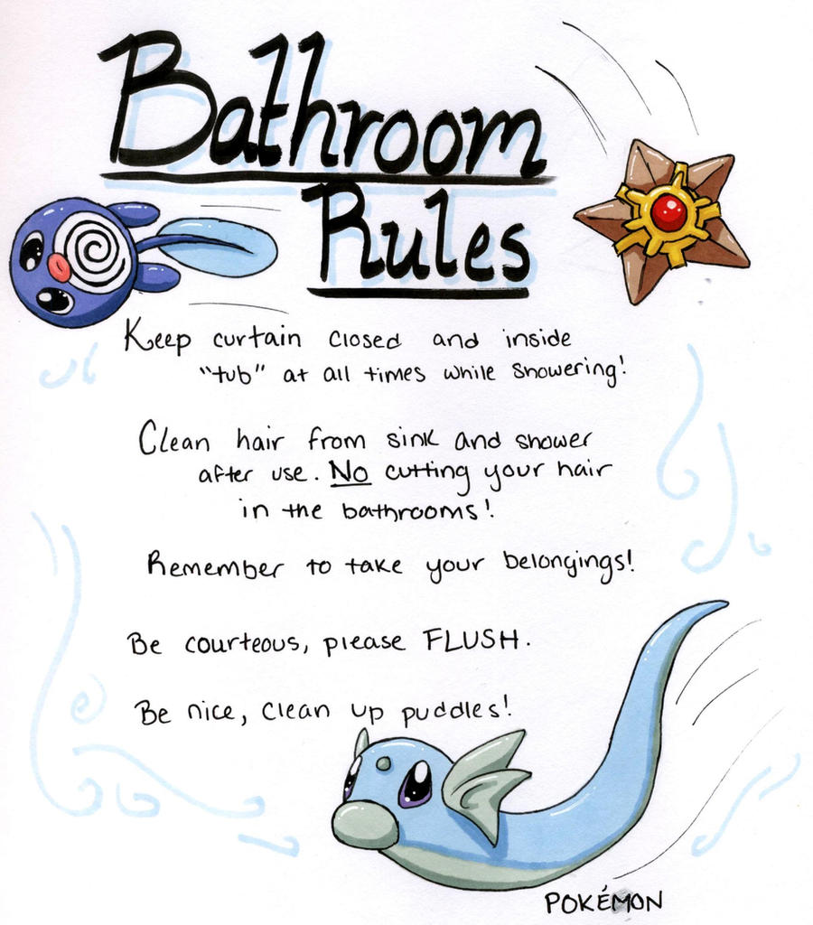 Bathroom Etiquette Signs For Work Kts S Com