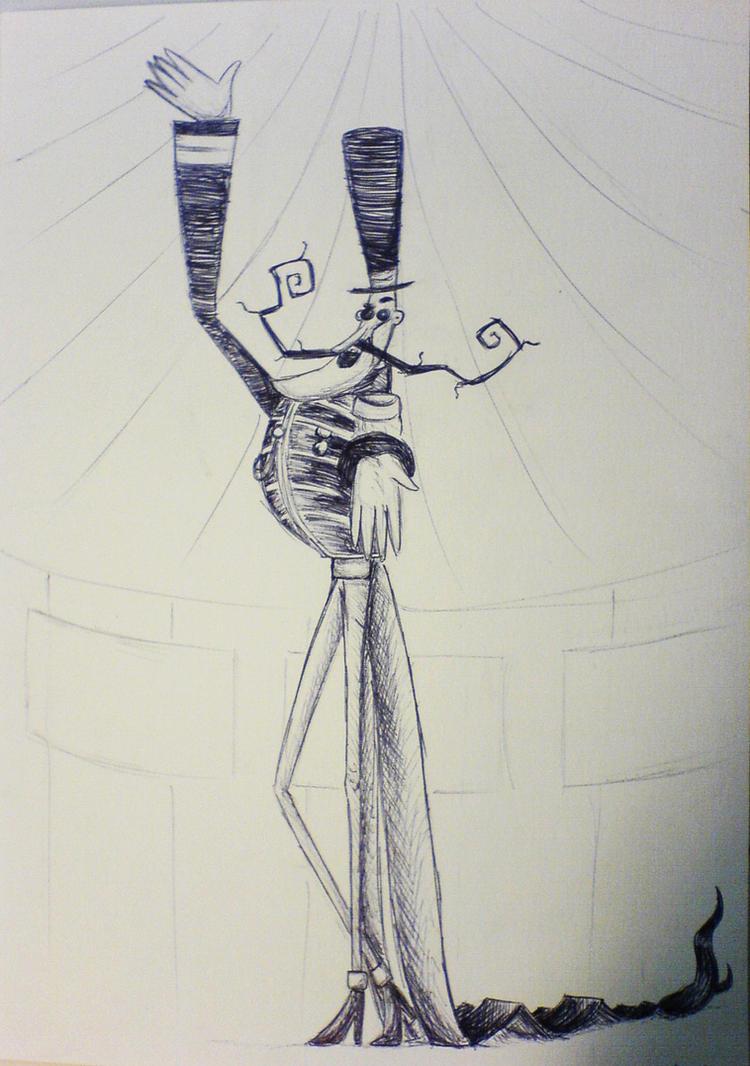 Line Art With Mr E : Coraline bobinsky by rainbowkara on deviantart