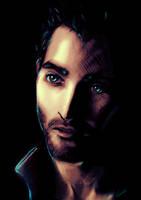 Derek Hale by rainbowKara
