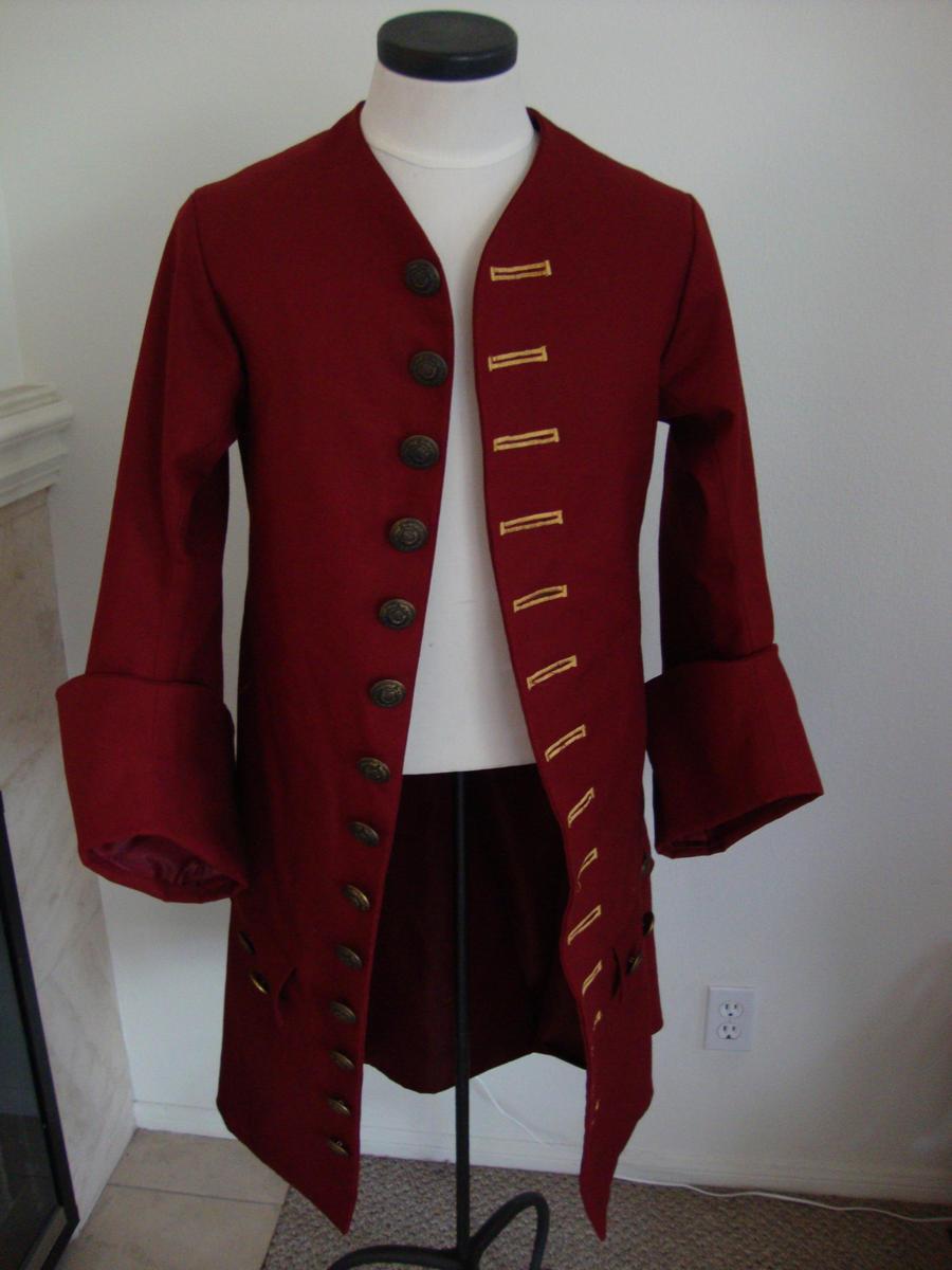Pirate Coat | Pirate Coats | Pinterest