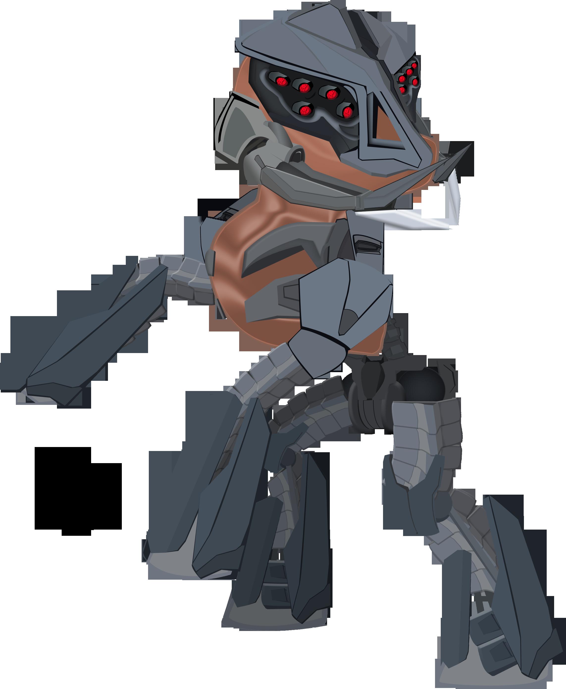 Mlp Crysis Ceph Crossover By Xeno Scorpion Alien On Deviantart