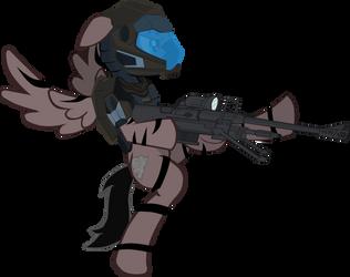 Stormy Halo by xeno-scorpion-alien