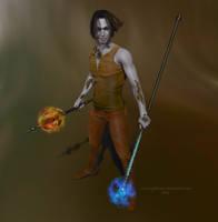 ..::The Forsaken Warlock::.. by Nythande