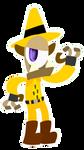 Ranger Jinx (Halloween Art Jam)