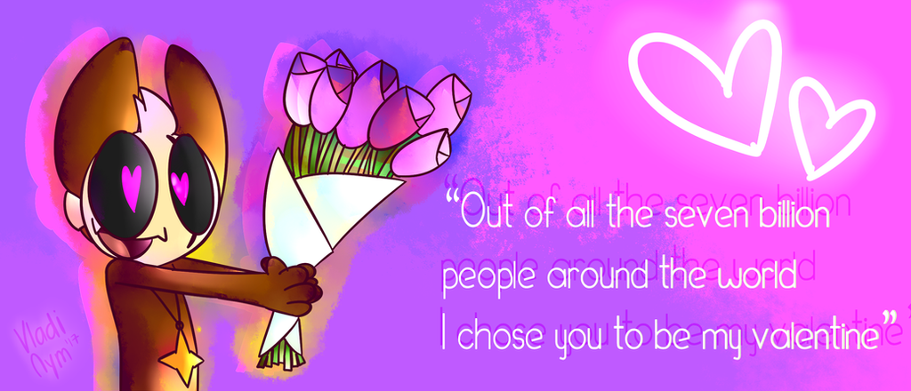 Valentine's Card by Vladinym