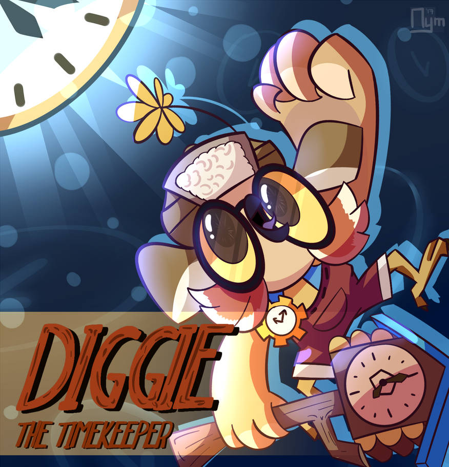 Diggie Mobile Legends Wallpaper Hd