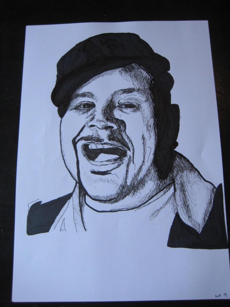 Fat Joe by Linni89