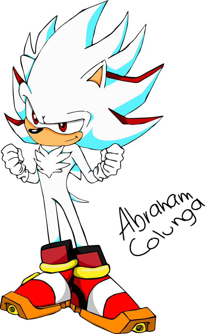 Hyper Shadic The Hedgehog by abrahamcolunga97 on DeviantArt