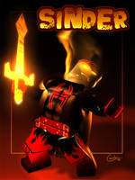 Sinder - Lego by toddworld