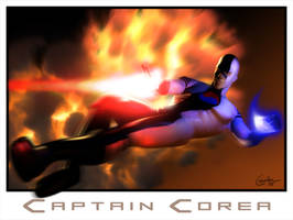 Captain Corea by toddworld