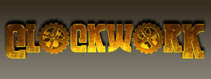 Clockwork Logotype by toddworld