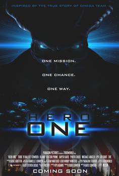 Hero One - Full Size Poster