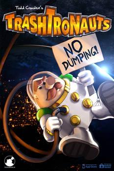 Trashtronauts Yuri Poster 1