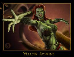 Yellow Jasmine by toddworld