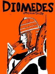 Diomedes cover. by WallaceCrowman