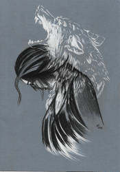 Animal Spirit by she0wolf