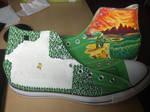 Legend of Zelda Shoes