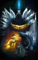 MonsterVerse: Godzilla vs. SpaceGodzilla