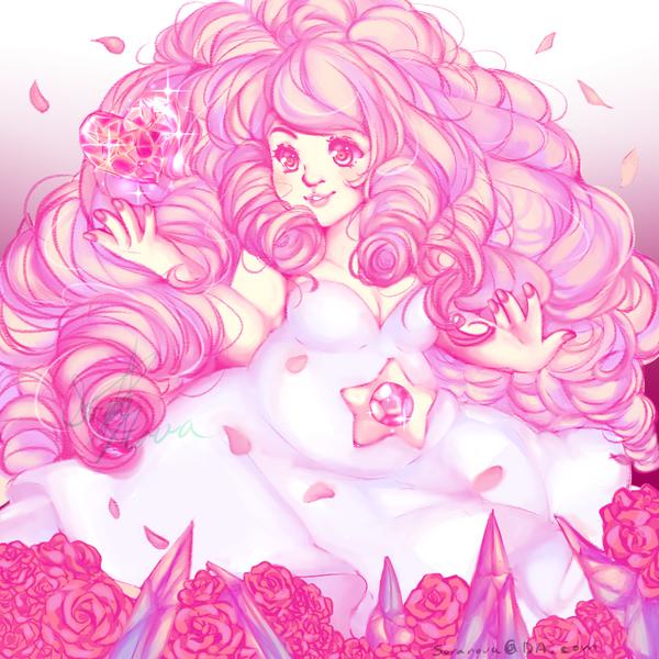 Rose Quartz by Soranova