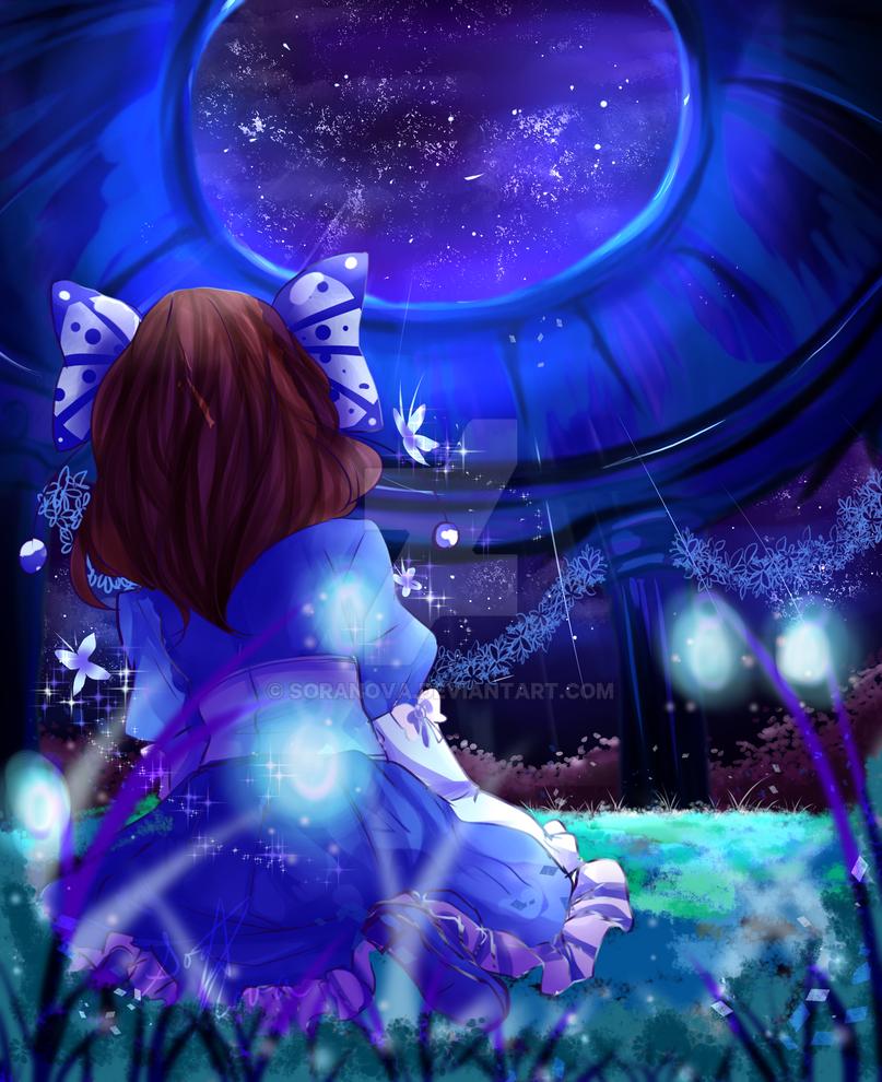 In the Night Sky by Soranova