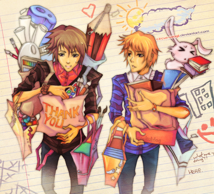 bought too much by circus-usagi