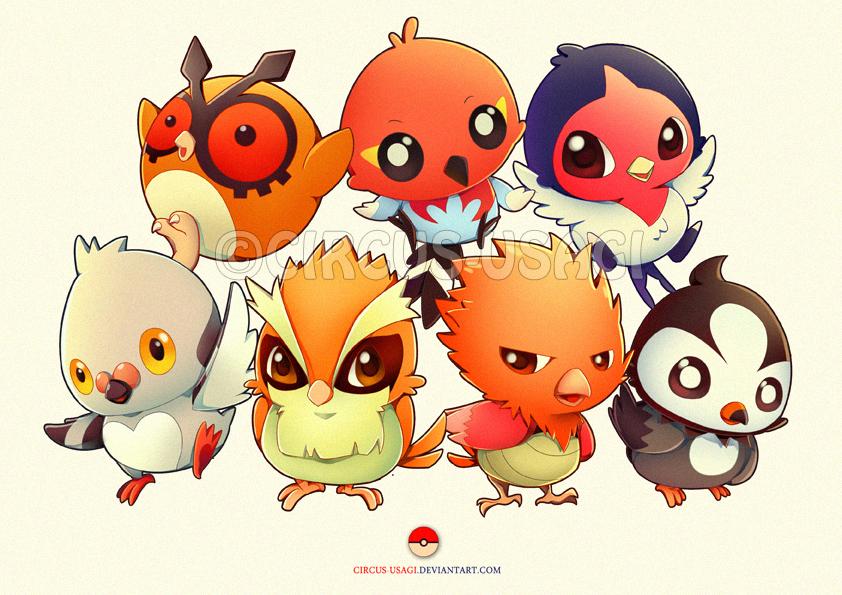 All Flying Pokemon Names