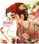Requiem artbook preview
