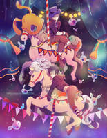 Dream Of Carnival by circus-usagi