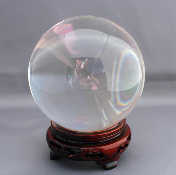Crystal Ball - Magic Stock by Sassy-Stock
