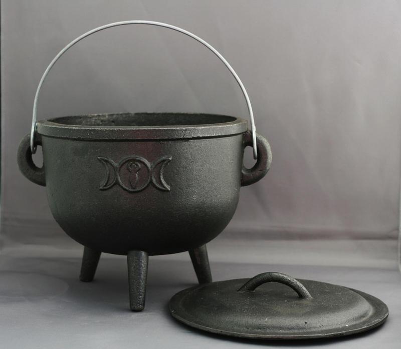 Cauldron lid off - Magic Stock