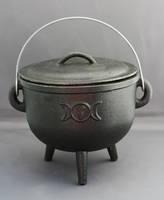 Cauldron lid on - Magic Stock by Sassy-Stock