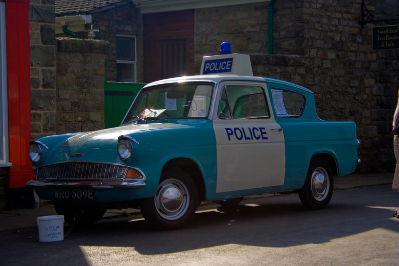 I Want To Buy Used Com >> 1960s police car - stock by Sassy-Stock on DeviantArt