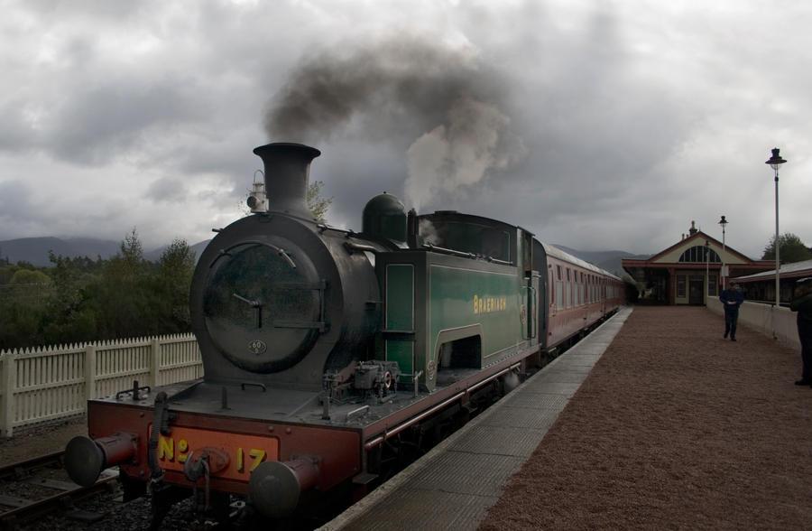 Steam Train Stock