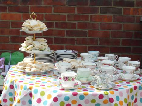 English Tea Party Stock 1