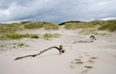 Scottish beach stock 4 by Sassy-Stock