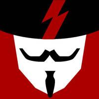 Vendetta Minimalist by rodrigopolo