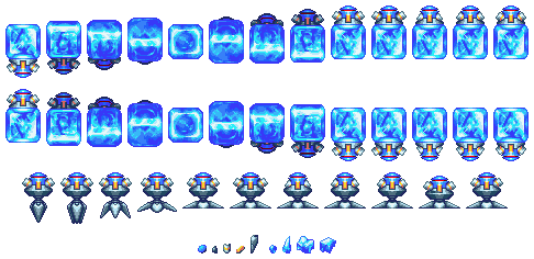 Mega Man ZX Advent: Solid Cannon by DarkSamus993
