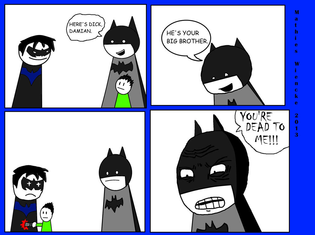 Injustice: Gods Among Us: Youu0026#39;re Dead to Me by Math823g on DeviantArt